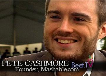 Pete Cashmore